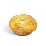 Creamy Mushroom Chicken Pie